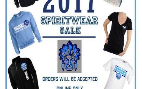 Students Design Spiritwear!