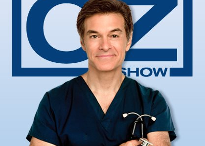 An Interview with  Dr. Mehmet Oz- Renowned Surgeon and Talk Show Host