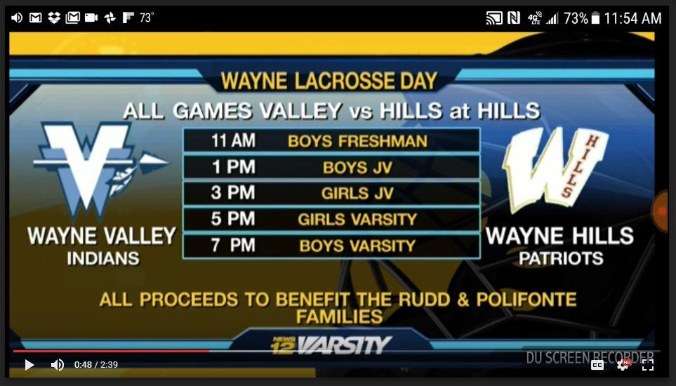 Wayne+Lacrosse+Day