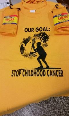 Boys Lacrosse Cares: Raising Money for Pediatric Cancer!