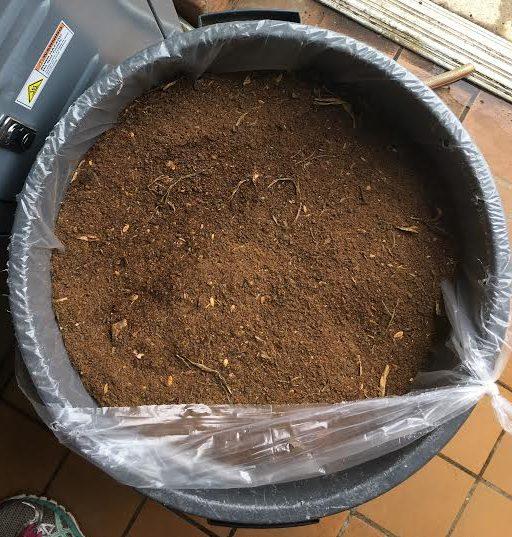 Compost at Wayne Valley
