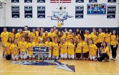 Girls' Basketball Team: Having a Ball This Season!