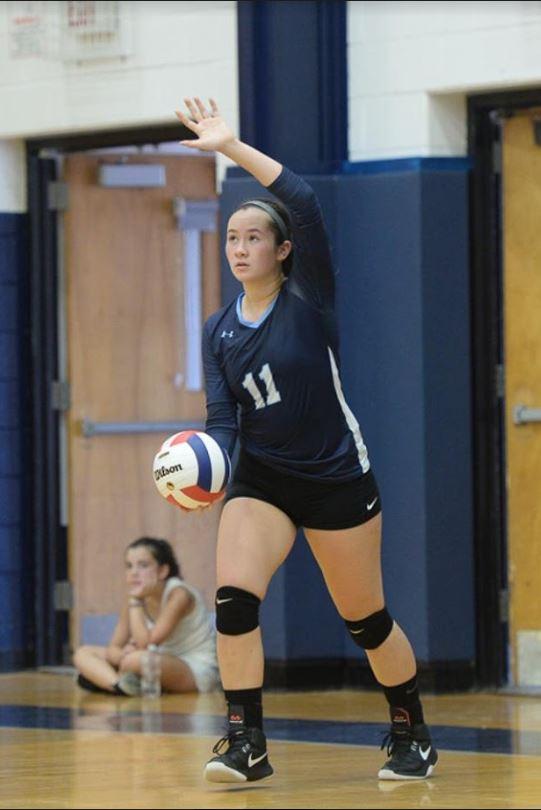 Athlete Spotlight: Amanda Galenkamp, Junior, Volleyball Player