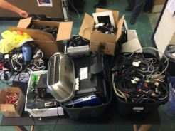 Environmental Club: Electronic Waste Collection