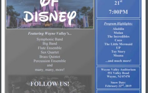 WV Bands Present The Magic of Disney