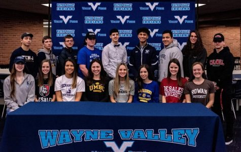 WV Celebrates National Signing Day 2019