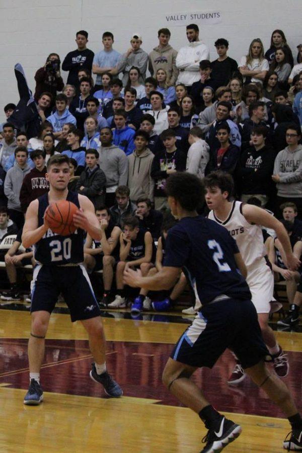 Battle of Wayne: Hills Boys Basketball Versus Valley