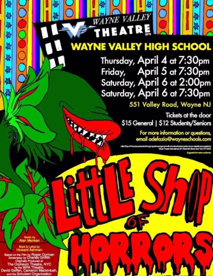 Preview: The Cast of Little Shop of Horrors