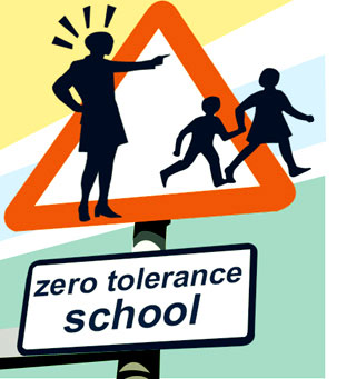 Words of a Generation's Unheard Voice: Zero Tolerance Schools