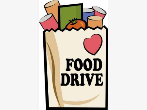 Wayne Valley Thanksgiving Food Drive