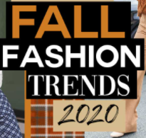 Fall Fashion Trends for Men and Women