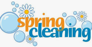 2021 Spring Cleaning