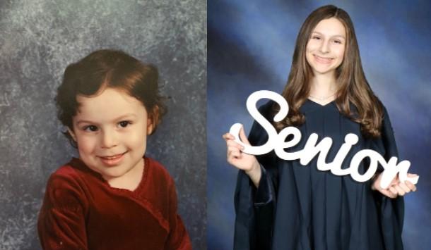 Senior Goodbye - Alexandra Dipre
