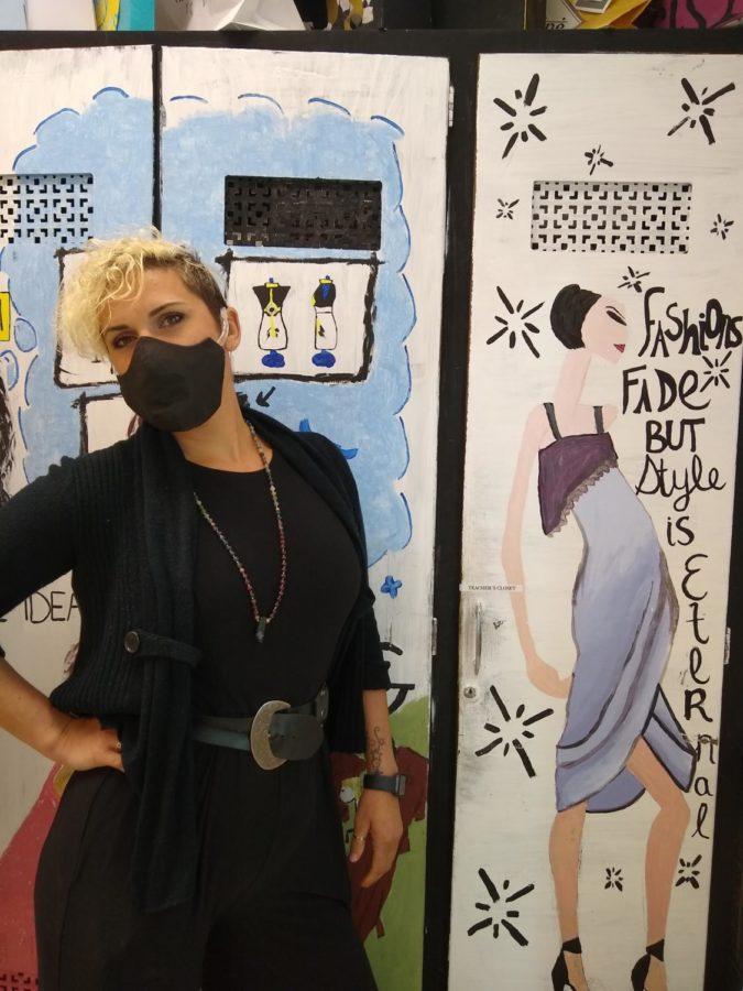 Wayne Valleys New Fashion Teacher