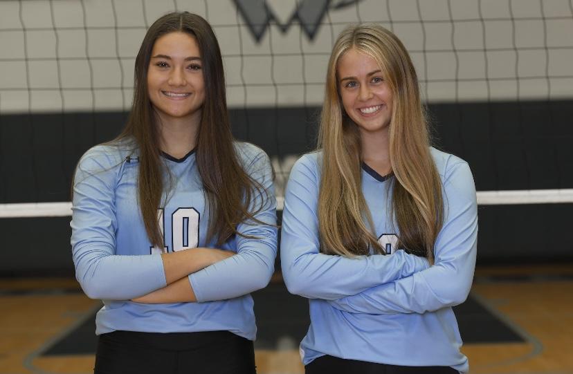 Athlete Spotlight: Jennifer Howarth and Isabella Isaacson